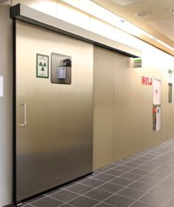 Otomatik Hastane Kapıları